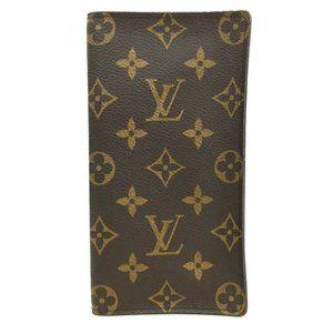 💯Auth Louis Vuitton Porte Yen Cartes CreditWallet